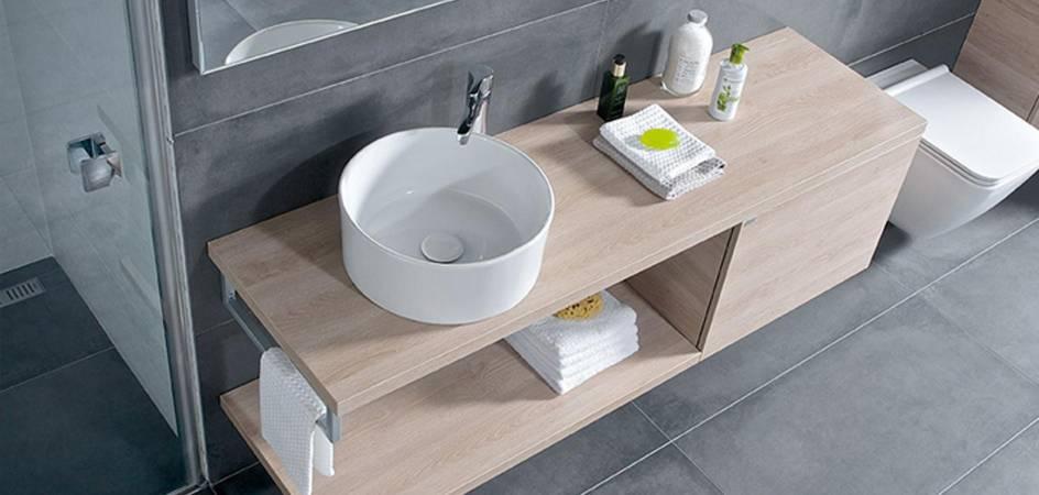 Vyberte umývadlo na mieru vašim potrebám