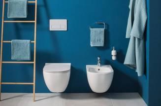 Rimless toaleta zabezpečí dokonalú čistotu a ľahkú údržbu