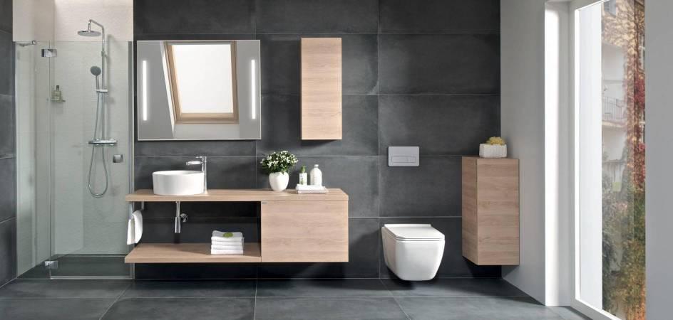 Vyberáte kúpeľňový nábytok - ako na to?