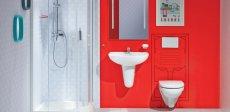 Podomietkové systémy skrášlia kúpeľňu